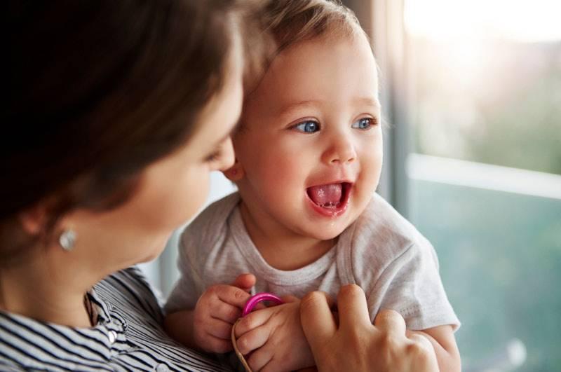 exemple mamizette, photo bébé