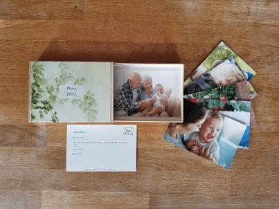 cadeau grands-parents la box du mois de mars de Mamizette